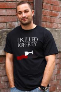 I killed Joffrey