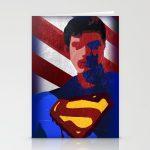 Superman superhero movie poster